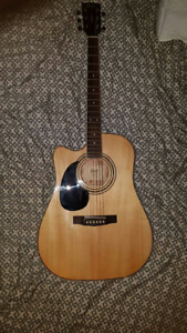 Cort acoustic guitar for sale
