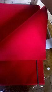 Red Christmas Table Runner Windsor Region Ontario image 3