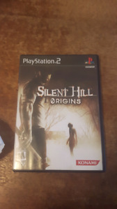 Silent Hill origins complete for trade