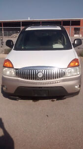 (QUICK SALE)2005 Buick Rendezvous Gold SUV, Crossover