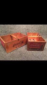 Vintage storage boxes