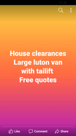 House clearances wanted