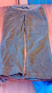 3 pairs of Maternity Pants for sale, Size Large