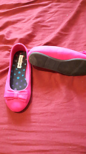 Size 1 girls shoes