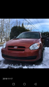 Hyundai accent coupe 2008 NEGO!