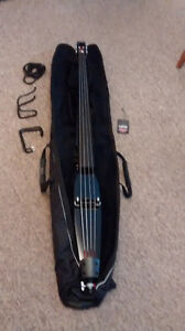 Electric Upright Bass - STAGG  Model HDB-200 Cambridge Kitchener Area image 2