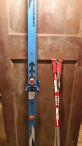 Cross Country Skis- Fischer Step Base