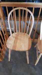 Chaise en bois Gatineau Ottawa / Gatineau Area image 2