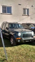 2002 Jeep Liberty Familiale