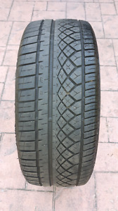 For sale 4 continental extreme contact tires  !