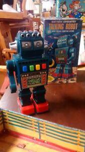 Magnifiques jouets et robots