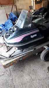1980 lynx 2000 for parts London Ontario image 1