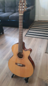 Cort Electro-Acoustic Classical Guitar