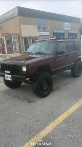 2000 jeep Cherokee sold as is