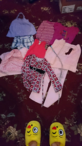 Girls clothes size 4