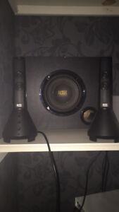 Speakers + Sub