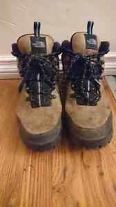 North face w 10 hiking boots