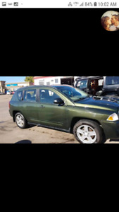 2009 jeep compass low kms