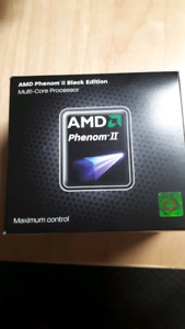 AMD Phenom II X4 965 BE and AM3 Motherboard