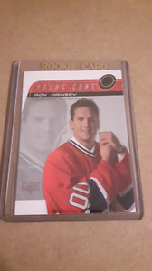 Ron Hainsey YG Rookie Card from 2002-03' Upper Deck - #240 SP