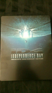 Independence Day Blu-Ray Steelbook