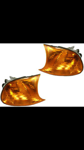 Wanted Yellow corner light  for BMW e46 coupe