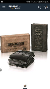 Coffret collection série complette Son of Anarchy