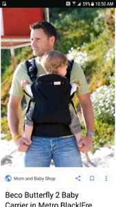 Beco Butterfly ll baby carrier