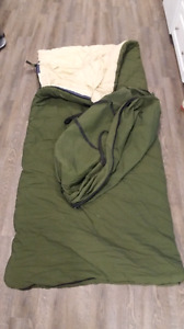 Coutry squire xl luxury sleeping bag