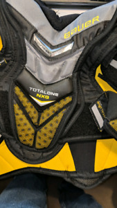 shoulder pads hockey total one nxg jr large