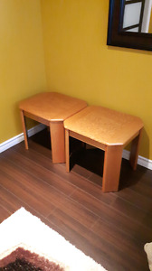 Side table/end tables