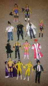 Wwe wwf classic superstars figures