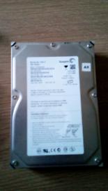 Seagate 3.5 250gb pc hard drive