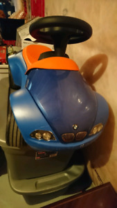 Bmw child ride on,  in nearly new condition.
