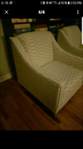 Club Chairs (set of 2)