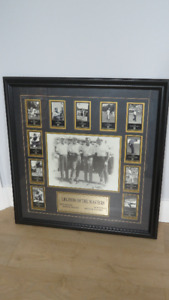 Legends of the Masters: Hogan/Nelson/Snead/Palmer Framed Picture