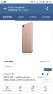 oppo a73 in Melbourne Region, VIC | Android Phones | Gumtree
