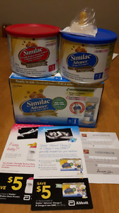 Baby formula 10$ and coupons