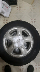 15 inch Hyundai  rims for sale