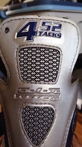 CCM TACKS with Fit System and Integrated wedge, PROLITE 3