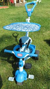 Tricycle Little Tikes 3 en 1