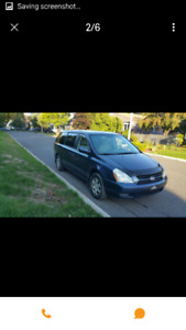 KIA SEDONA 2006 8 tires  Exellent condition!!!  Only 134XXX km
