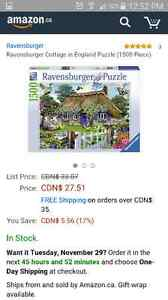 Ravensburger puzzles Campbell River Comox Valley Area image 3