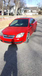 2009 chevy cobalt LT LOW KMS!!