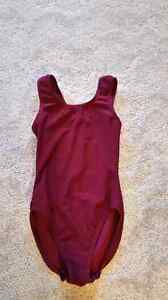 Main Street cherry bodysuit size medium child