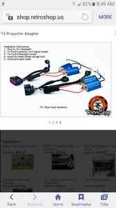 Plug  n  play 2013 ram projector harness