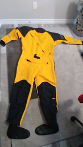 Outdoor Research Drysuits (Large,Medium)