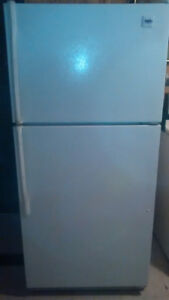 inglis fridge and electric stove