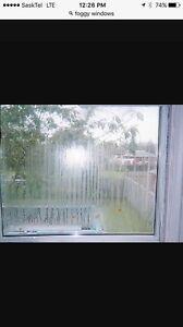 Sealed unit window replacement Regina Regina Area image 1