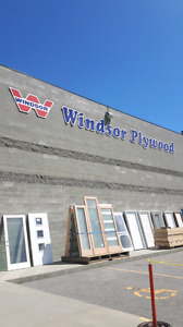 Tent sale WINDSOR Plywood